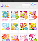 Sweets Store - PrestaShop Theme #39805 by Hermes