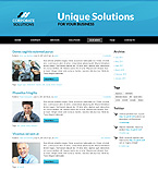 WordPress theme #39818 by Hugo