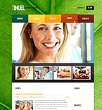 WordPress theme #39819 by Elza