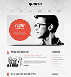 WordPress theme #39825 by Elza