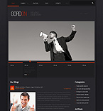Easy Wordpress Theme #39826