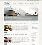 Easy Wordpress Theme #39829