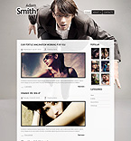 WordPress theme #39832 by Mercury