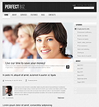 WordPress theme #39845 by Mercury