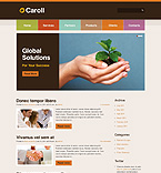 Easy Wordpress Theme #39856