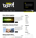 Easy Wordpress Theme #39858