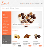 Sweets Store - PrestaShop Theme #39863 by Hermes
