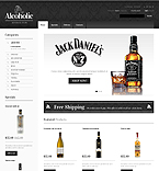 Elite Alcohol - PrestaShop Theme #39883 by Hermes