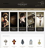 Religious Gifts - PrestaShop Theme #39886 by Hermes