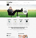 Website template #39915 by Sawyer