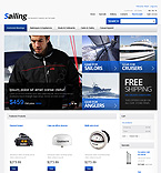 Sailing gear - PrestaShop Theme #39947 by Hermes