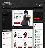 Alternative Clothes - PrestaShop Theme #39949 by Mercury