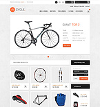 Sport Bikes - PrestaShop Theme #39952 by Ares
