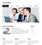 Website template #40021 by Angela