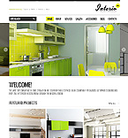 Website template #40040 by Sawyer