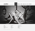 Brand Underwear - PrestaShop Theme #40092 by Hermes