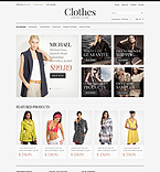 Elegant Clothes - PrestaShop Theme #40154 by Hermes