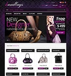Glamorous Handbags - PrestaShop Theme #40156 by Hermes