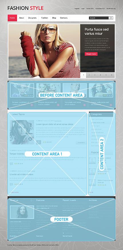 model agency wordpress theme web design templates website templates download model agency. Black Bedroom Furniture Sets. Home Design Ideas
