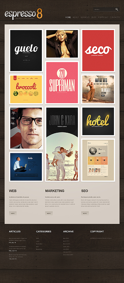 It is important for the web designer for more design ideas with the sample photoshop for