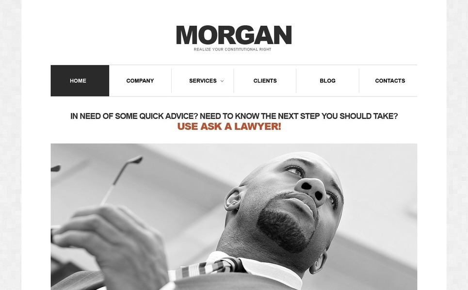 Lawyer Responsive WordPress Theme New Screenshots BIG