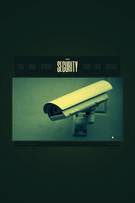 Security WordPress Theme New Screenshots BIG
