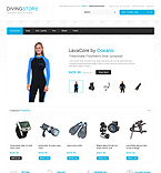 OpenCart Template #40285 by Hermes