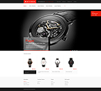 OpenCart Template #40287 by Hermes
