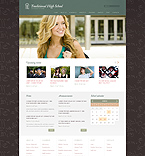 Website template #40290 by Oldman