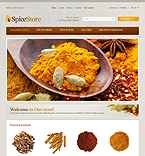 Spices from Overseas - PrestaShop Theme #40297 by Hermes