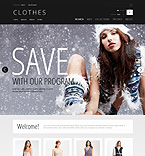 Comfortable Clothes - PrestaShop Theme #40298 by Hermes