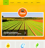 Drupal template #40373 by Sawyer