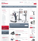 Magento theme #40378 by Hermes