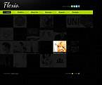 Flash template #40394 by Svelte