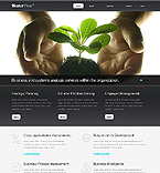 Website template #40443 by Astra