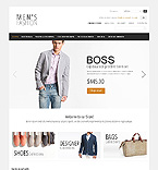 osCommerce template #40525 by Hermes