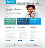 Responsive JavaScript Animated #40591
