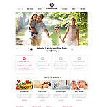 Website template #40647 by Glenn