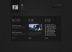 Website template #40658 by Cowboy