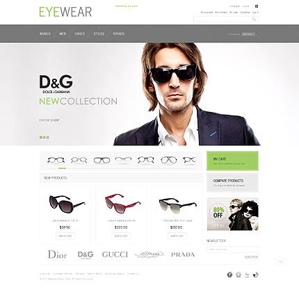 Top Class Magento Eye Glasses Store Themes - Platina Studio Blog