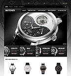 Swiss Watches - PrestaShop Theme #40733 by Hermes