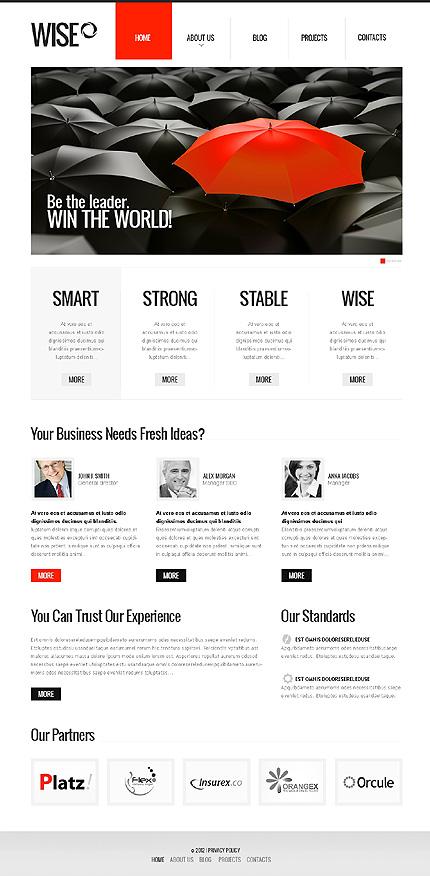 Wise - Best Responsive WordPress Theme