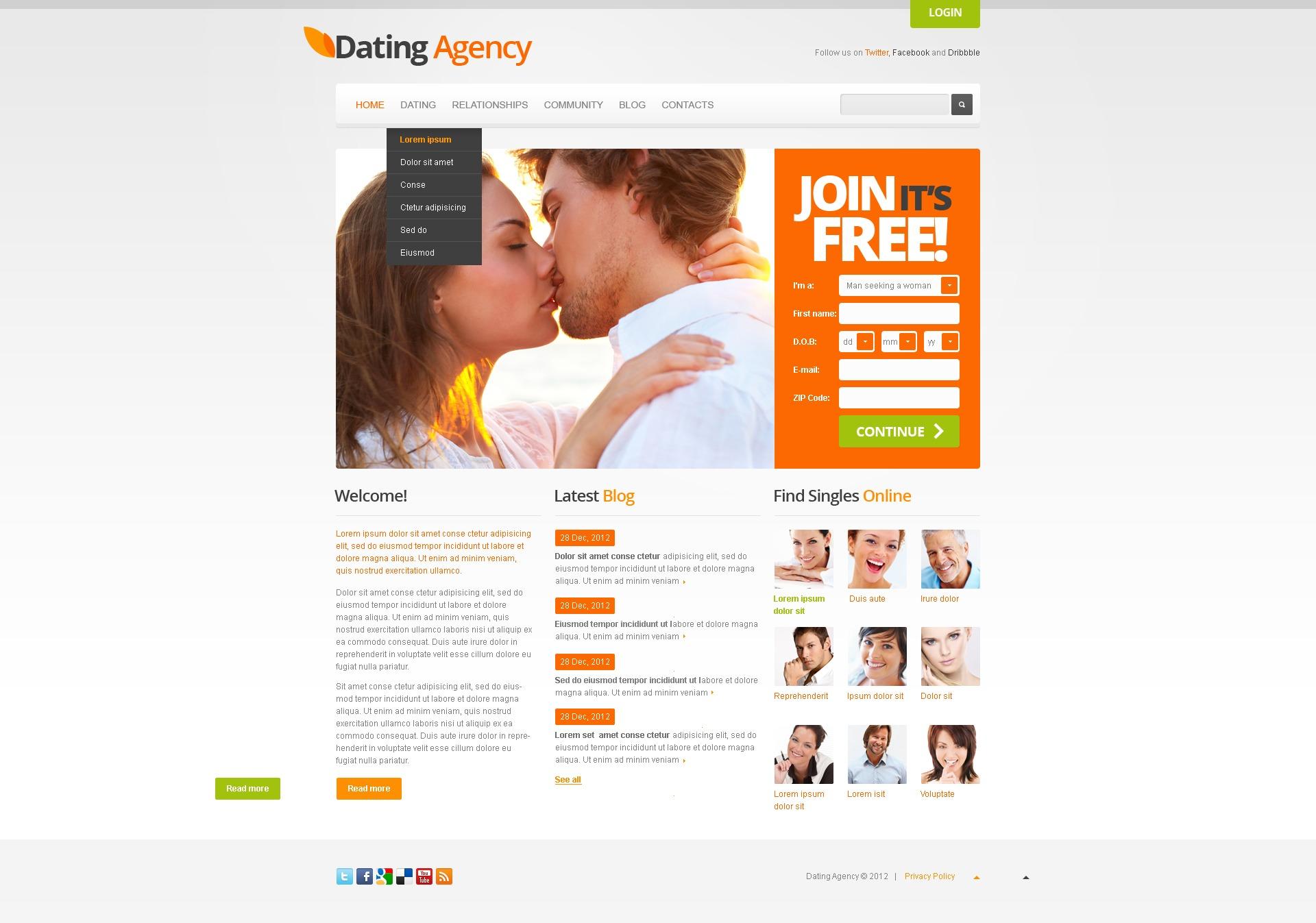фдатинг сайт знакомств