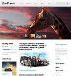 Drupal template #40771 by Astra
