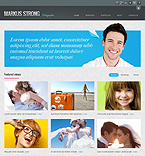 WordPress theme #40789 by Oldman