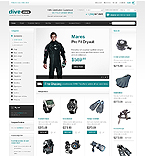 Magento theme #40847 by Hermes