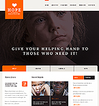 Drupal template #40884 by Elza