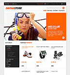 Deep Diving - PrestaShop Theme #40919 by Hermes