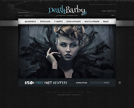 Website Template #40932