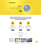 Website template #40953 by Ares